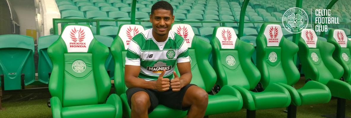 Celtic too good to resist for new Bhoy Saidy Janko