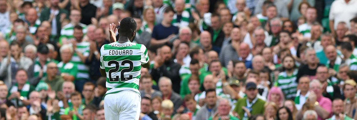 Odsonne Edouard Returns For Glasgow Derby Showdown