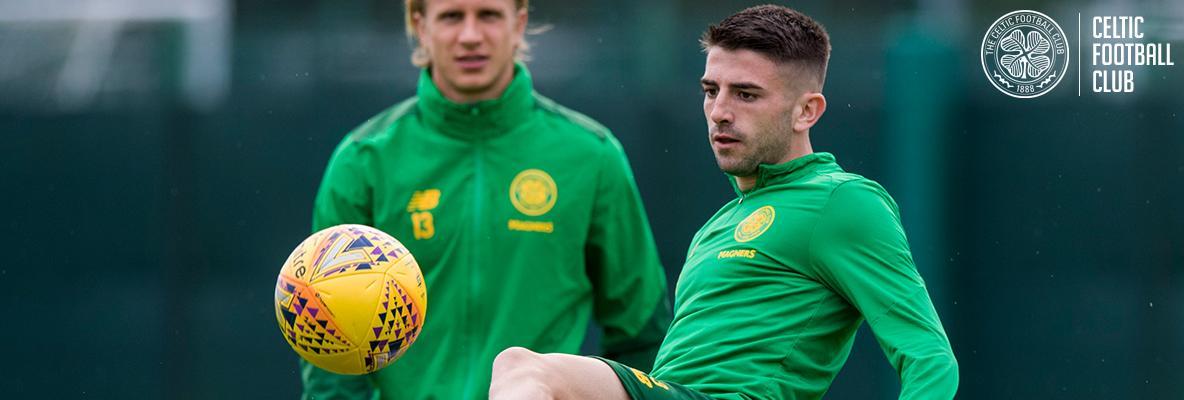 Greg Taylor set to make Celtic debut against St Mirren