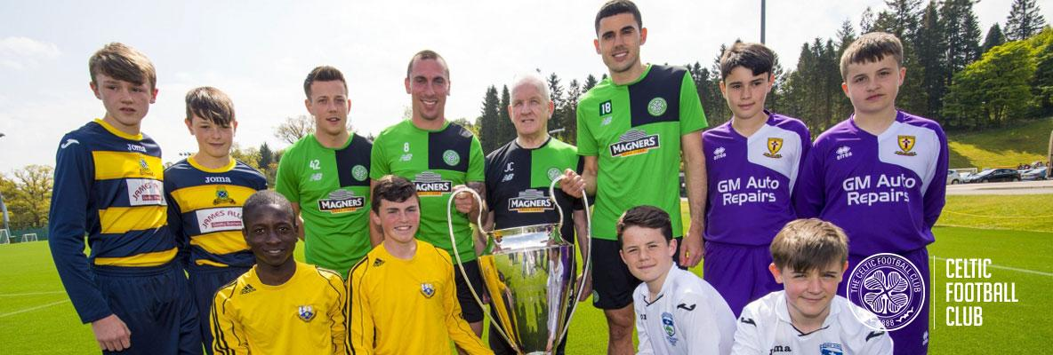 Schools to play for The Lisbon Lions Trophy