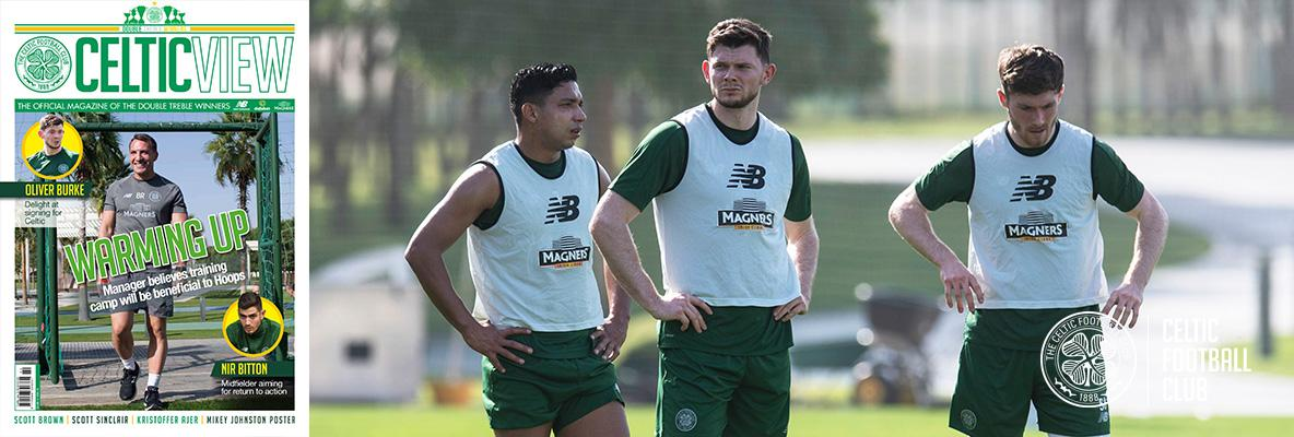 Ralston: Hard work in Dubai heat will have big pay-off for Celts