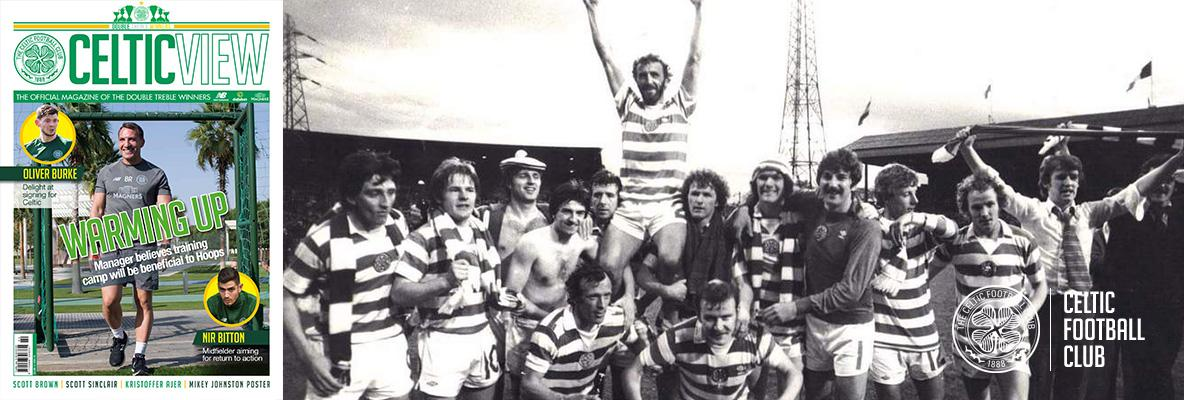 Celtic View feature: Story of the 1978/79 winter shutdown: Part 3