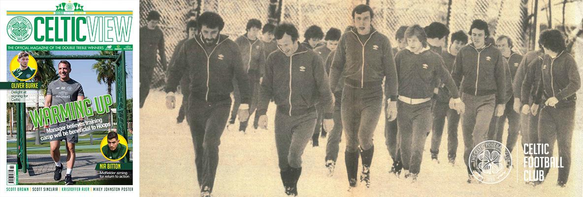 Celtic View feature: Story of the 1978/79 winter shutdown: Part 1