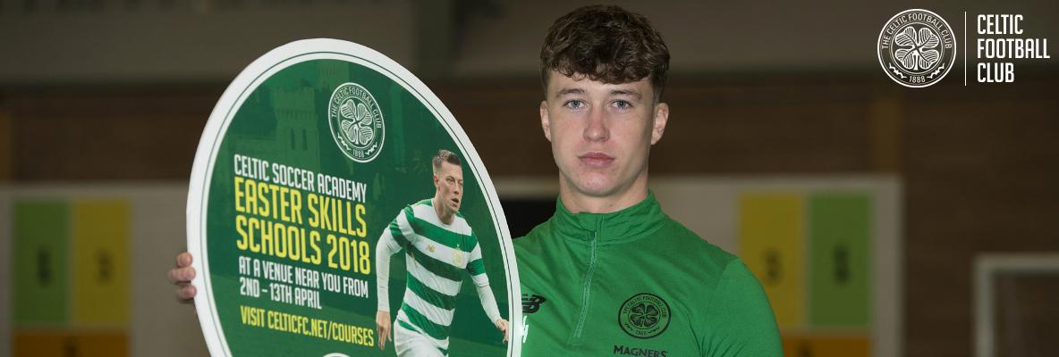 Don't miss out on Celtic Skills Schools this Easter