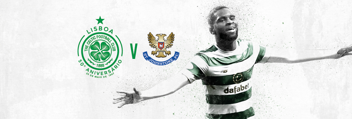 Tickets selling fast for Celtic v St Johnstone