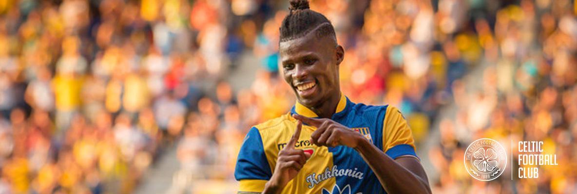Brendan Rodgers praises new Bhoy Vakoun Issouf Bayo's qualities