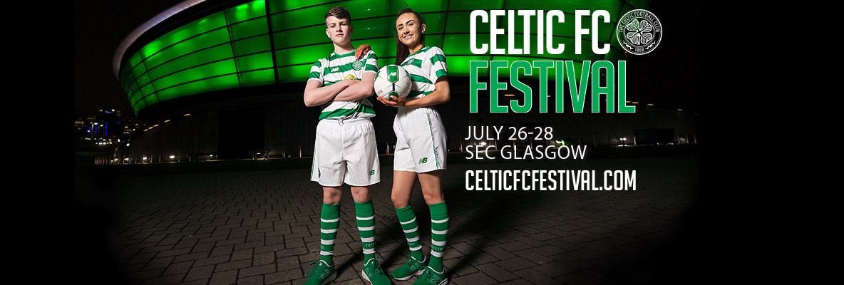 Celtic FC Festival: Turning Glasgow green and white this summer