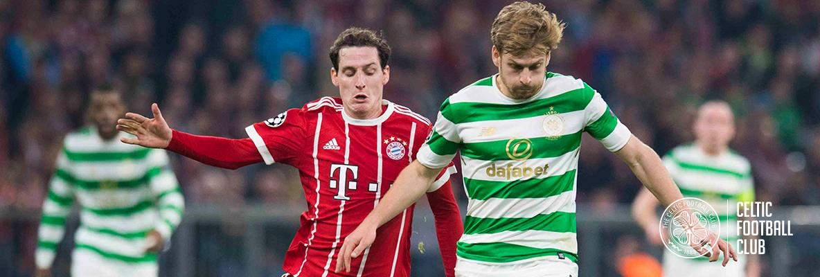 Euro disappointment for Celts against strong Bayern side