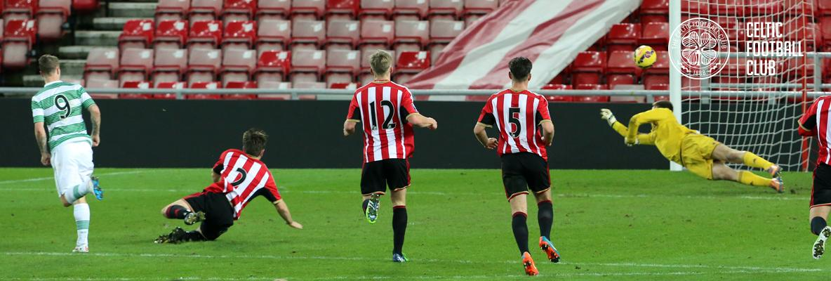 Dominant Celts battle back for 2-1 win over Sunderland