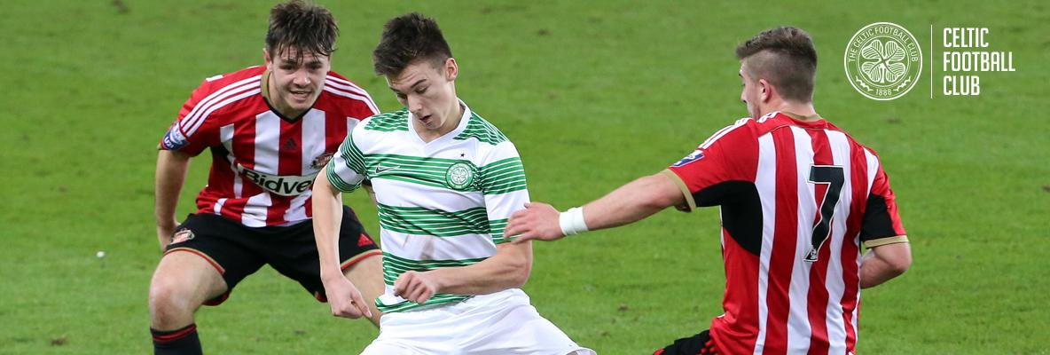 Date confirmed for Young Hoops clash with Manchester City