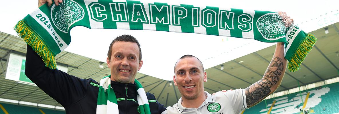 Ronny's Roar: Deila hails 9-time champions from across the pond