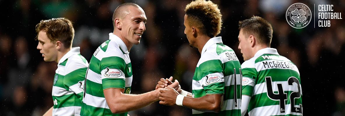 Five-star Celts ease into last eight of League Cup