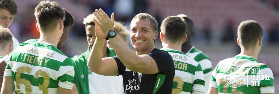 Manager: Bhoys were outstanding in emphatic Sunderland success