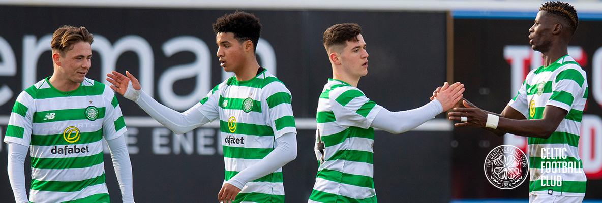 Six of the best as Celtic Reserves sink Dundee
