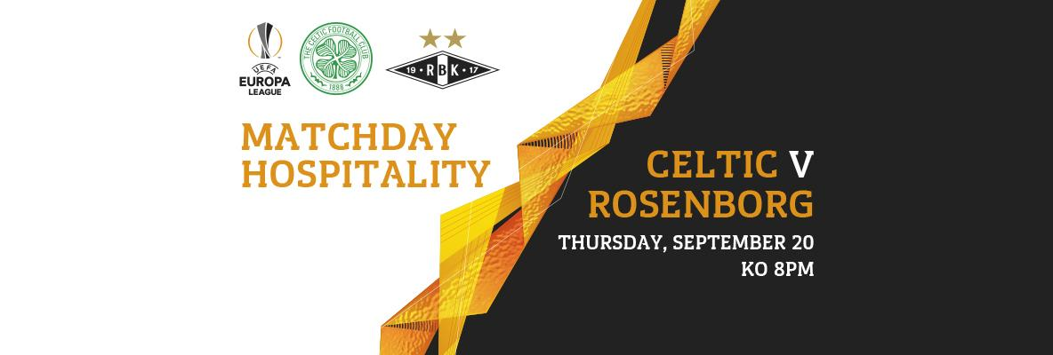 Don't miss out on Europa League matchday hospitality – book now