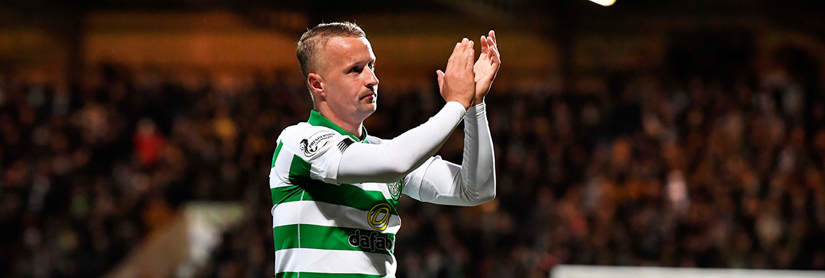 Griff gets to grips with Hoops fans' Instagram inquiries