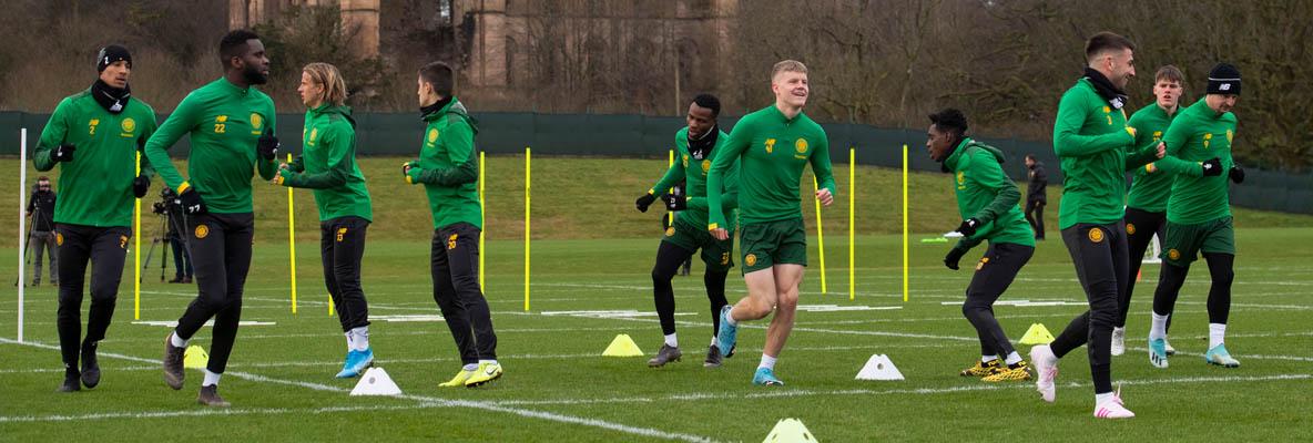 Neil Lennon: Celtic prepared for strong return against Thistle