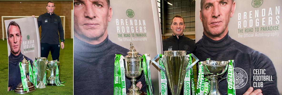 Brendan Rodgers: My road to Paradise began in Carnlough car park