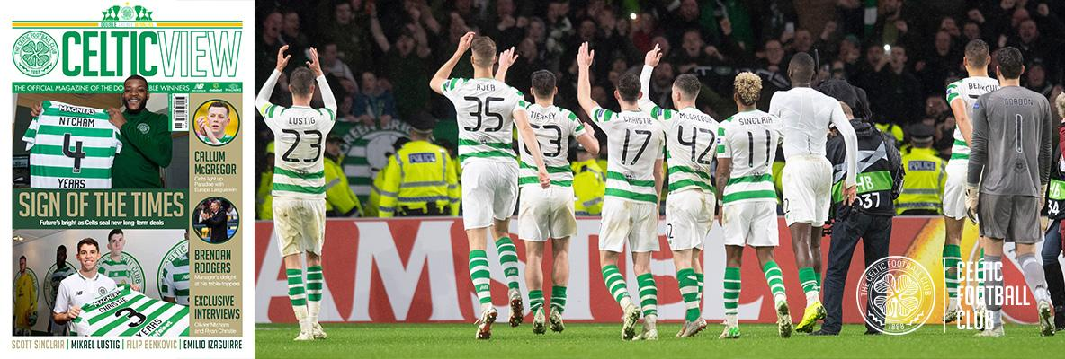 Celtic View feature: Hoops' Albanian connections