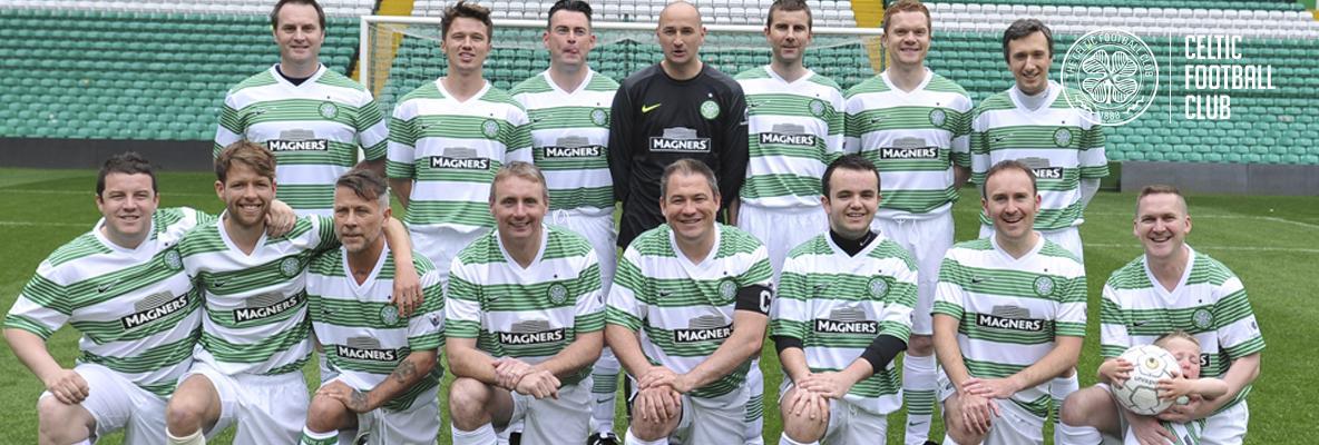 Football Aid 2015 – Bid to Play at Celtic Park