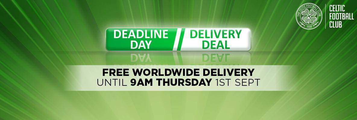 Online superstore – deadline day free worldwide delivery