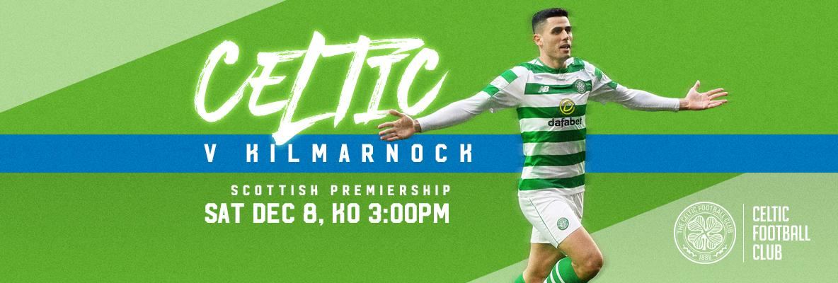 Your Celtic v Kilmarnock matchday guide