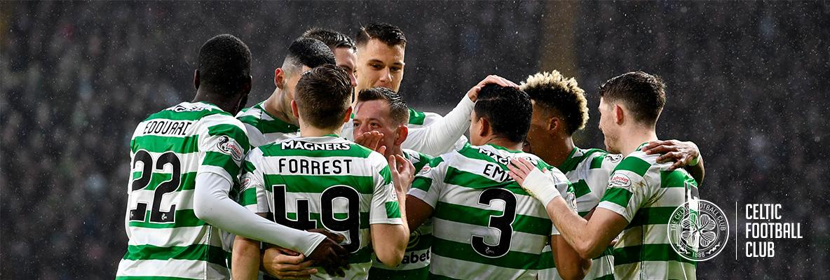 Celtic face Valencia in UEFA Europa League last 32