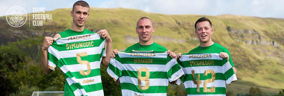McGregor delighted to commit his future to Celtic