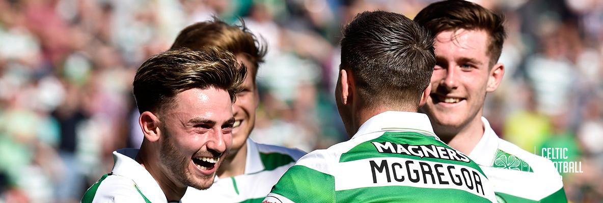 Roberts at the double as unbeaten Celts march on