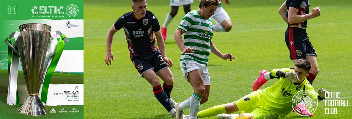 James Forrest: We'll treat this season like the previous nine
