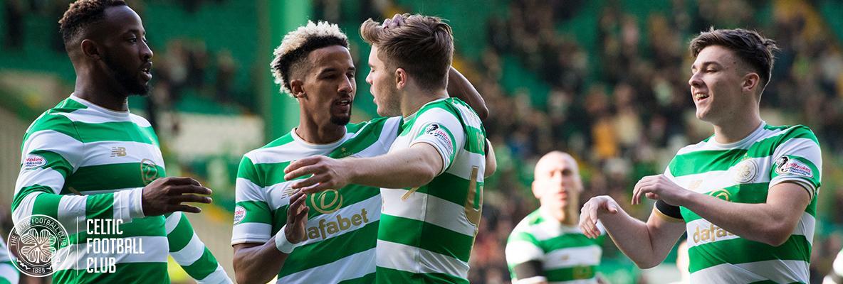 Celtic face Greenock Morton in Scottish Cup quarter-final tie