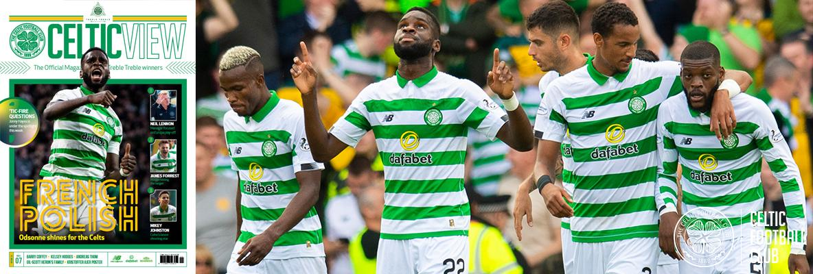 The action on all fronts in this week's Celtic View