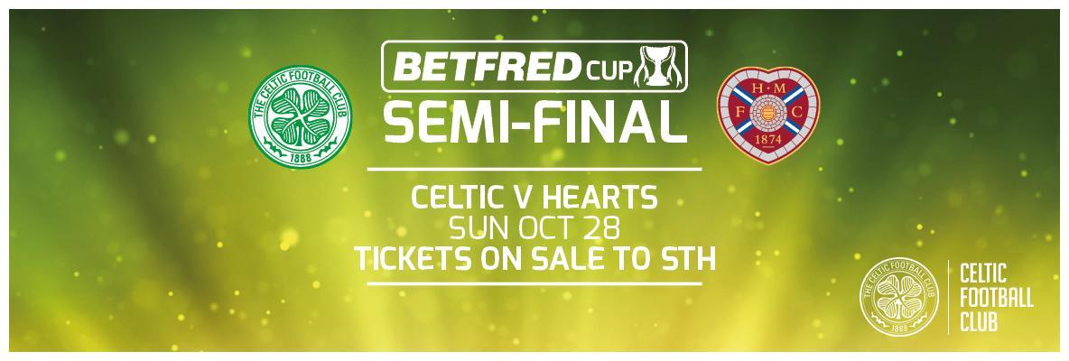 League Cup semi-final tickets on sale to Season Ticket holders