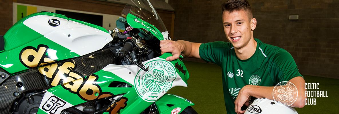 Celtic and Dafabet in fast lane as club crest goes global again