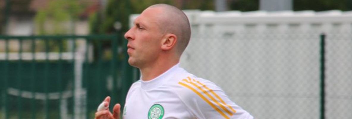 Celtic starting XI for return to action in France against Nice