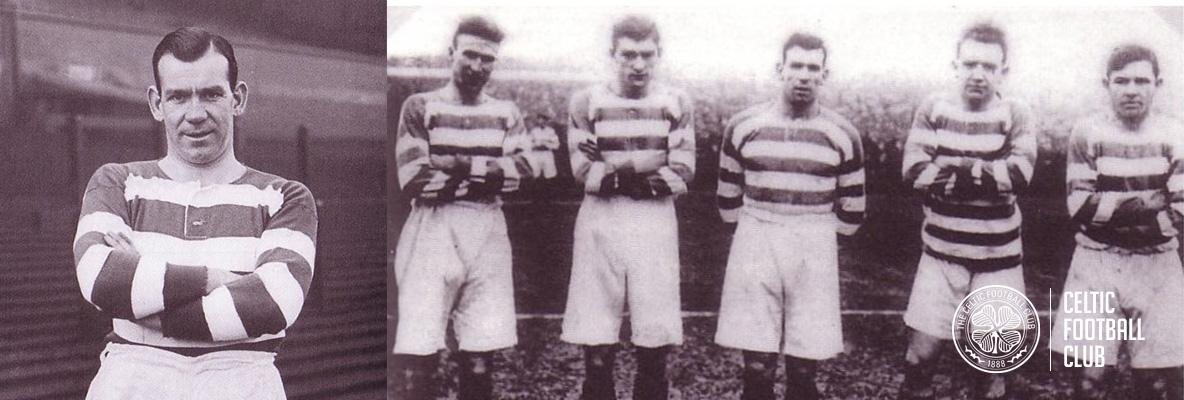 Jimmy McGrory's record goalscoring day for the Hoops