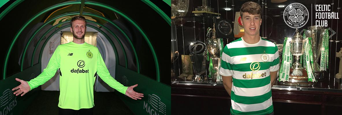 Celtic's double deadline day signings from Dundee