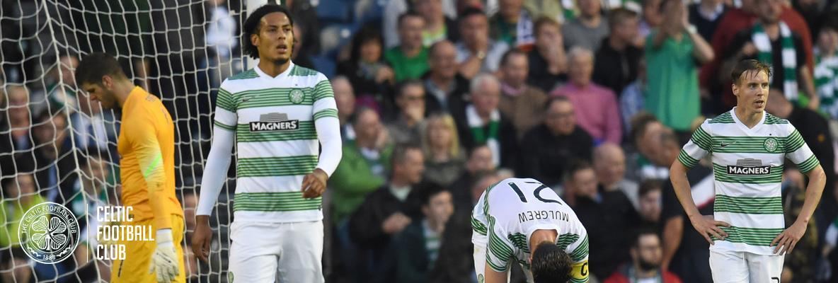 Euro disappointment for Celts in capital