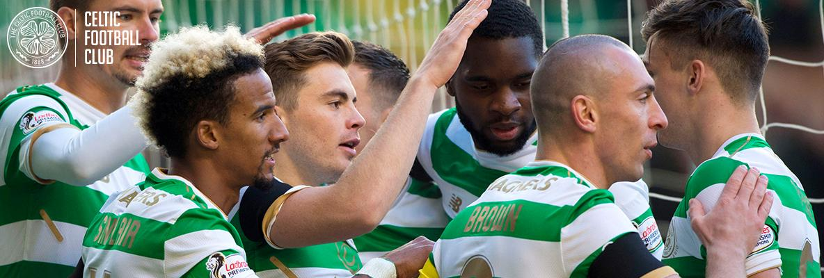Celtic face Partick Thistle at Paradise in Scottish Cup fifth round