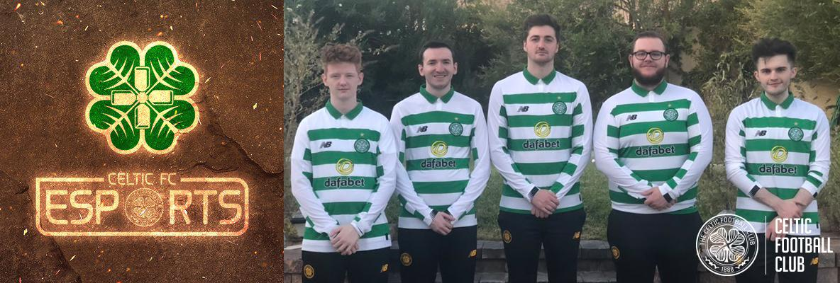 Celtic FC Esports take part in the 2019 CWL Championship