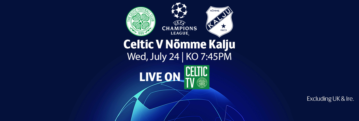 Join us on celtic tv for more european action from paradise