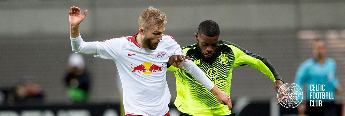 Bhoys beaten by Leipzig in Germany
