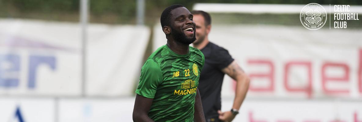 Edouard: I'm looking forward to reuniting with ex-teammate Jullien