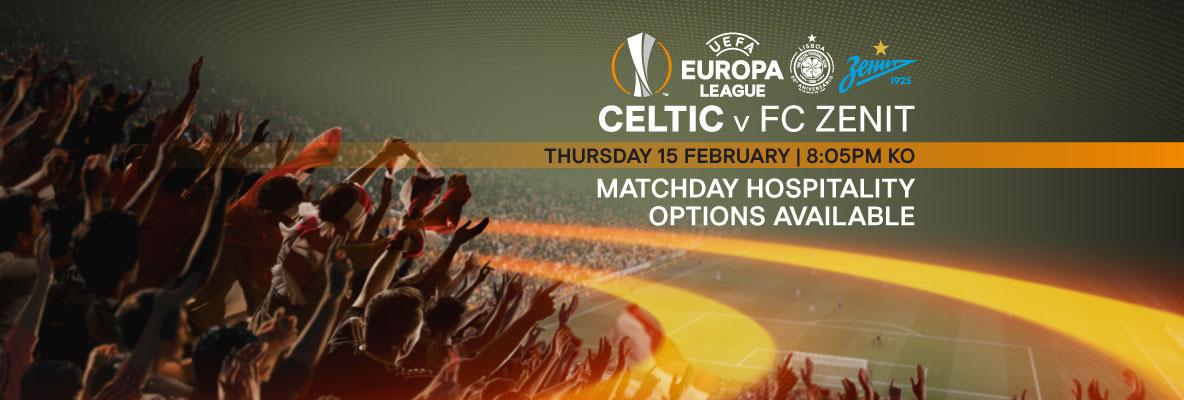 UEFA Europa League matchday hospitality – book now