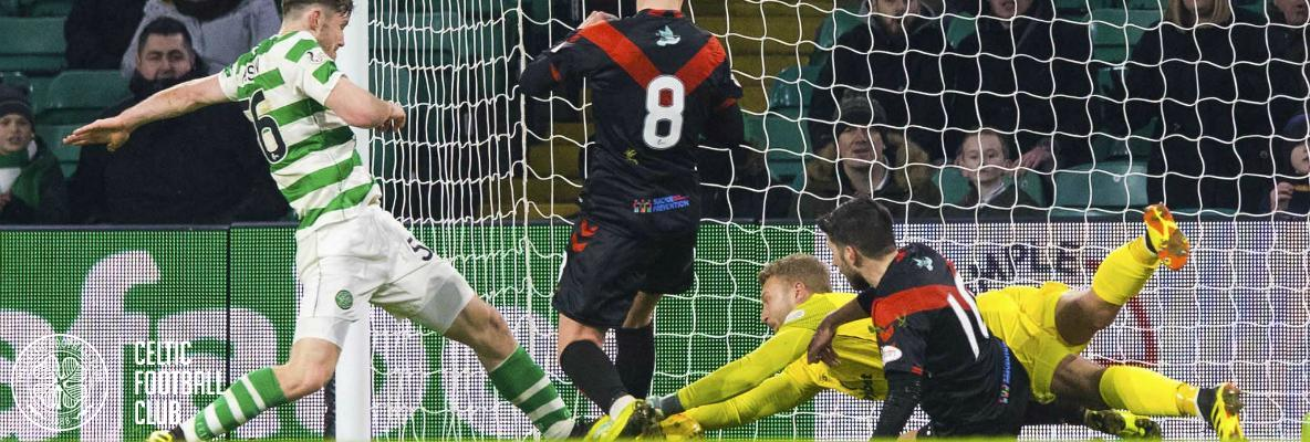The Story Of… The Scott Bain quadruple save that kept a cup tie alive