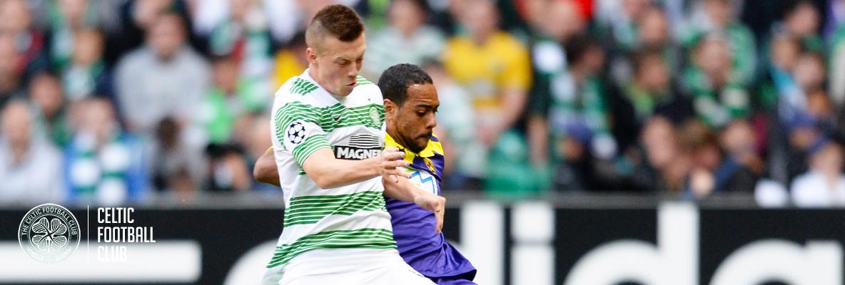 Narrow defeat ends Celtic's Champions League dream