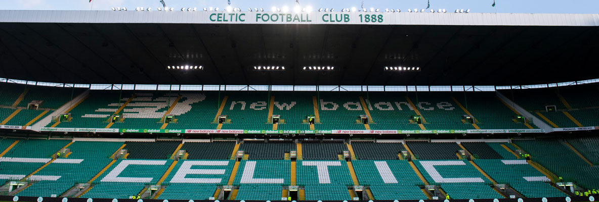 Celtic thank New Balance for five fantastic years