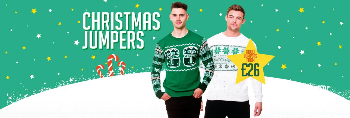 Christmas Jumper Day – the Celtic Way