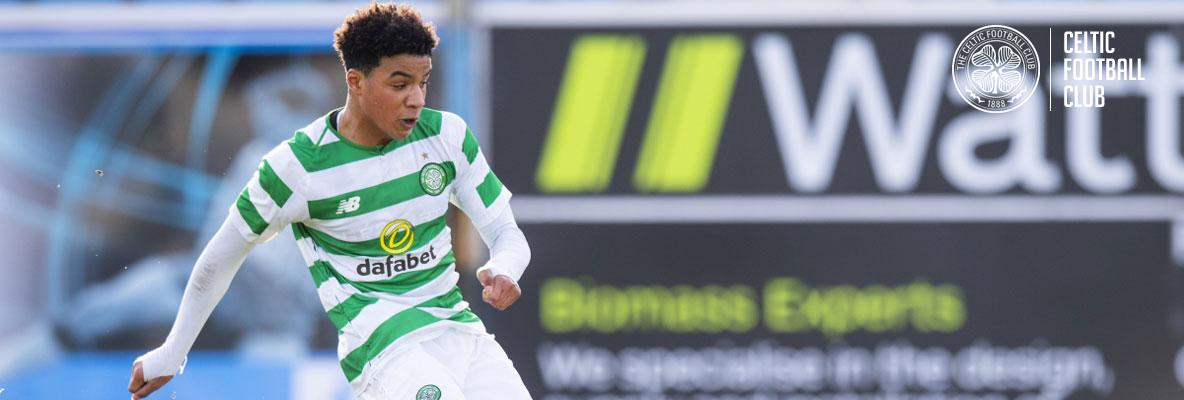 Oko-Flex hits the mark as Reserves beat Killie at Rugby Park