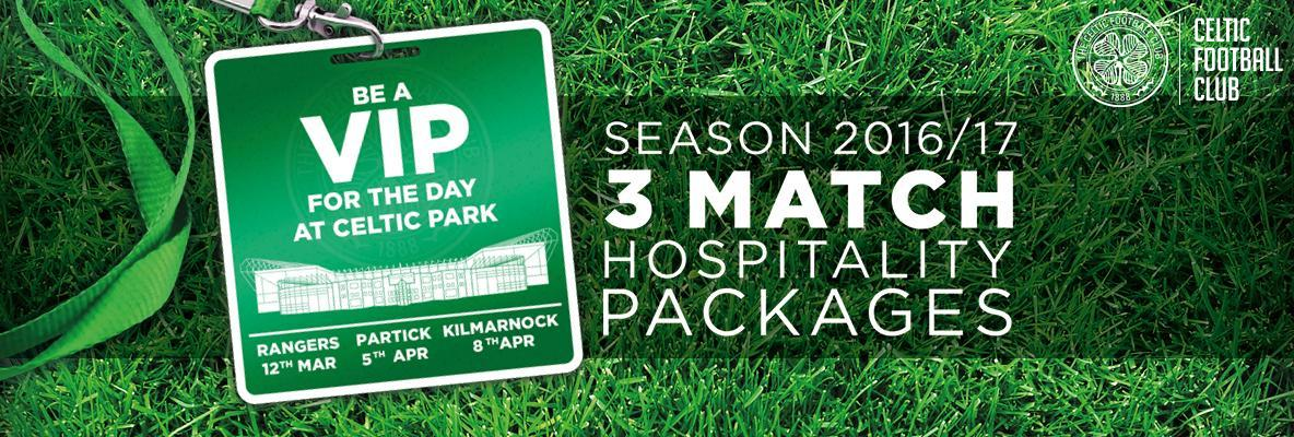 Secure derby day seats with new three-match package
